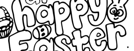 Poster: Artists' Happy Easter Hunt