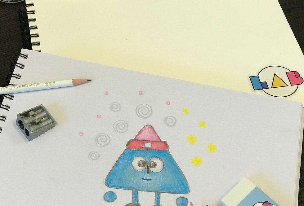 Sketching Artbook