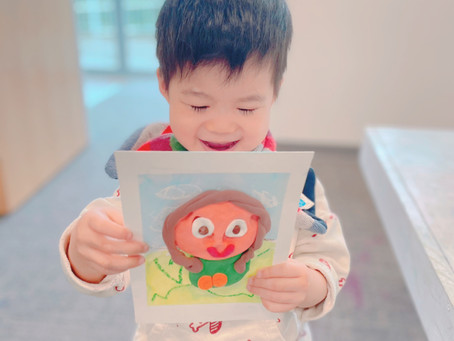 6 Ways for our Parent & Me Painting classes to benefit you and your child! - LAB Art Studio