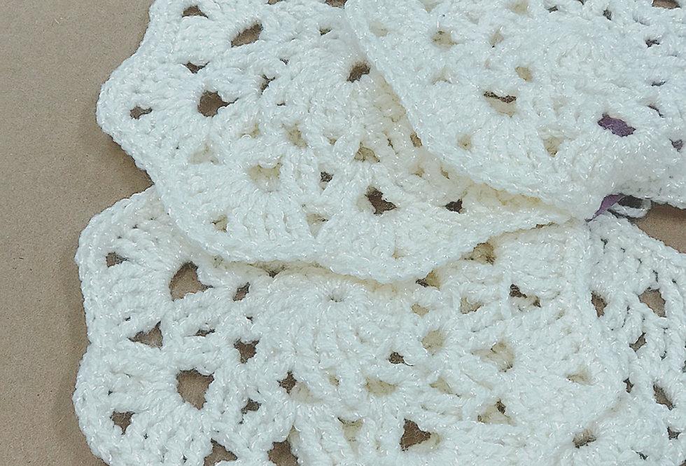 Crochet Coaster Set of 4