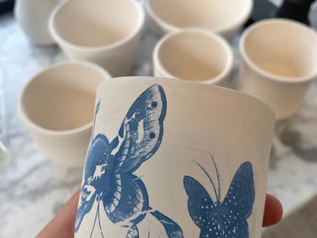 Rainbow Rachel's Tips to Perfecting a Clay Mug - LAB Art Studio
