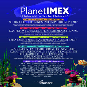 Planet IMEX She Means Business