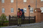 Crossing Europe Hiking Tours I Lübeck northwards, Vol.55