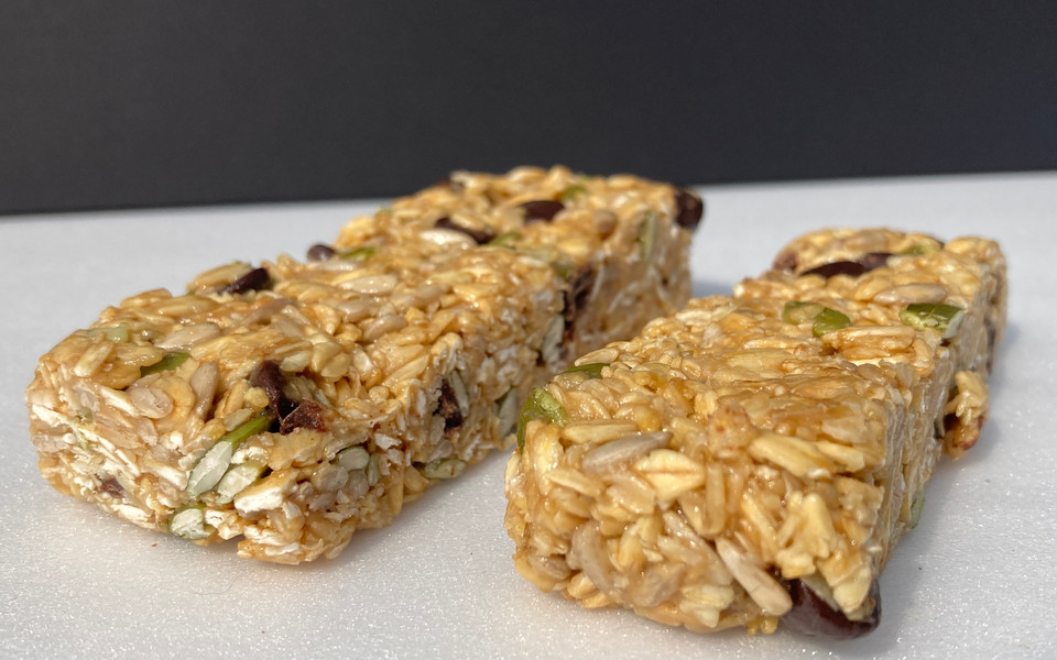 Nuts over Oats Bar