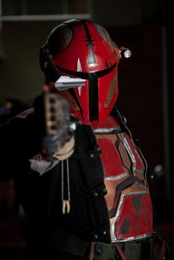 Mandalorian Merc from Star Wars