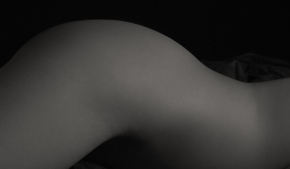 Nude bodyscape