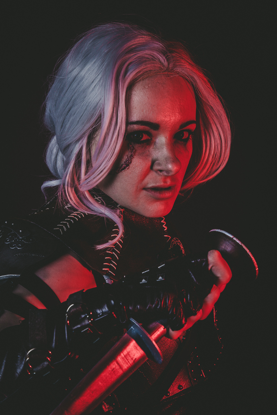 Ciri from Witcher