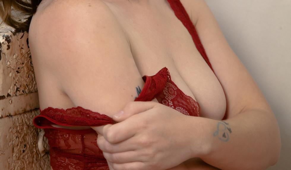 Removing bra