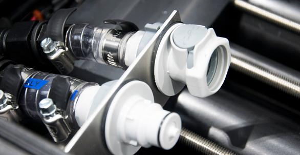 Schenker potable desalination unit