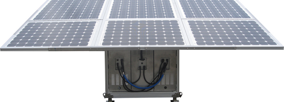 solar powered watermakers by Trunz