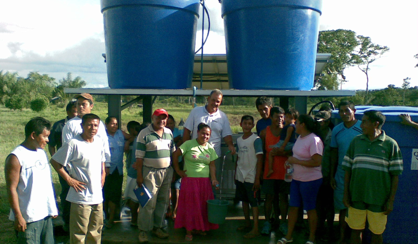 remote communities now have fresh water