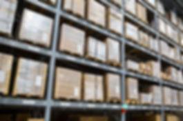 Warenlager für Druckerzeugnisse - Druckerei Schütz