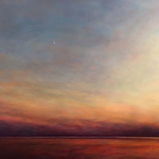 Fisher Beach Sunset