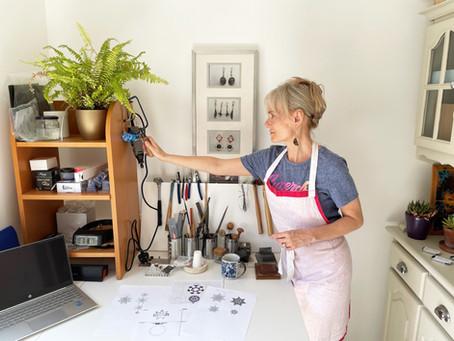 A Short Conversation with British Sustainable Jewellery Designer Kristina Smith