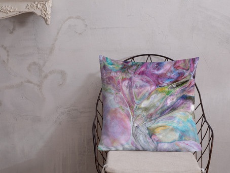 Interview with Marbling Art Designer Paola De Giovanni