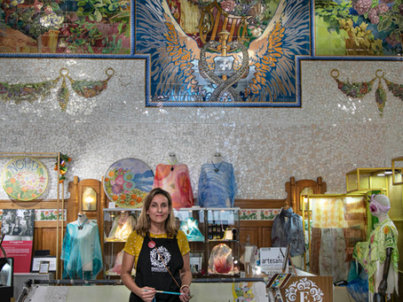 Interview with An Artisan Brand Designer Eva Escamilla Tamarit