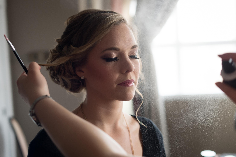 Bridal hair and makeup artist London