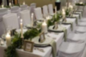 London, Ontario Wedding Decorations