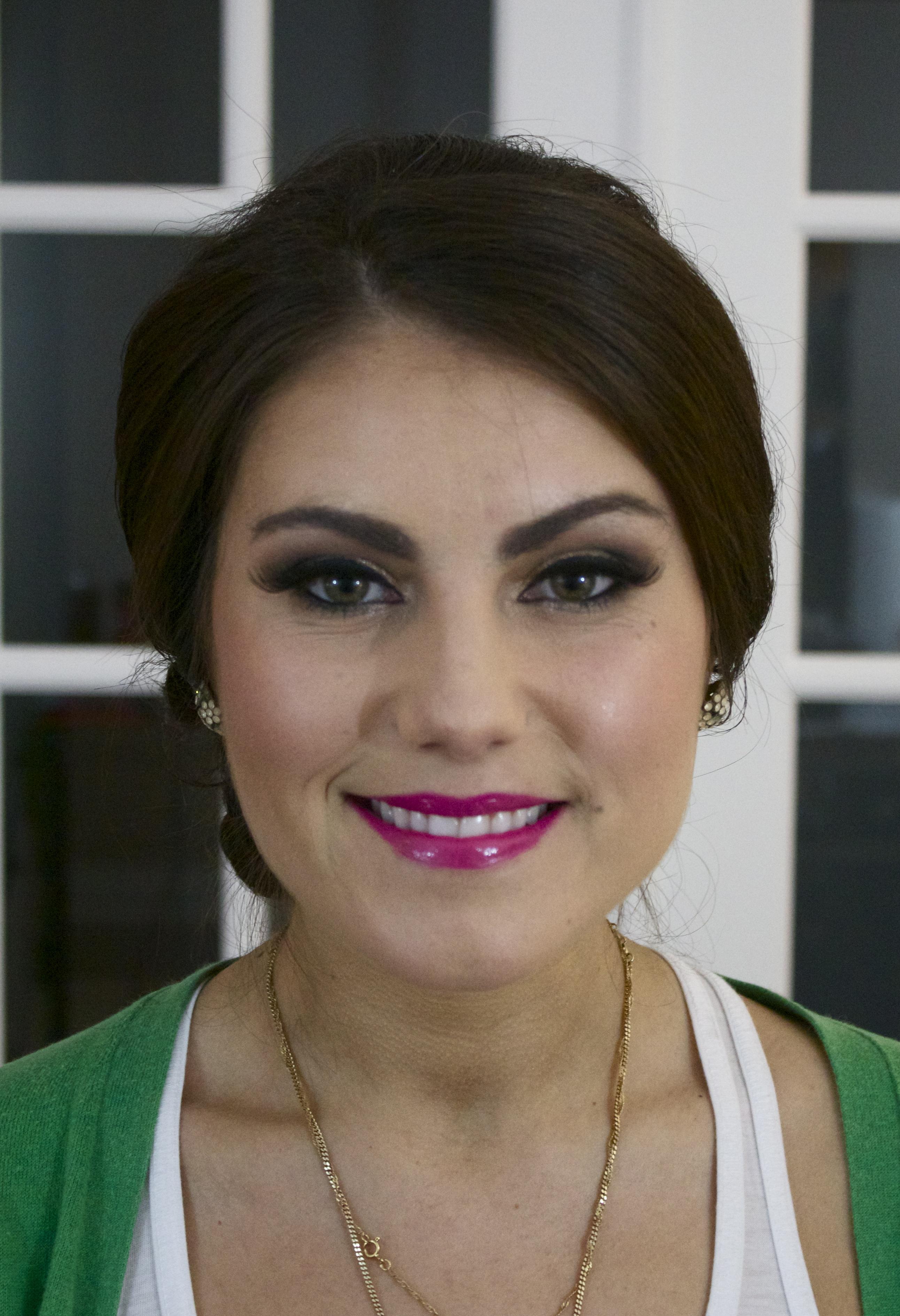 London Ontario Bridal Makeup Artist Selahvie Edona