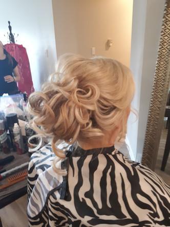 London Wedding Hair