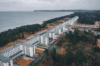 Prora Solitaire Apartment von oben
