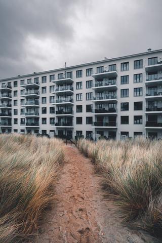 Prora Solitaire Apartment - Blick vom Strand