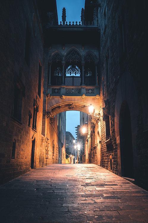 Europa - Barrio Gotico