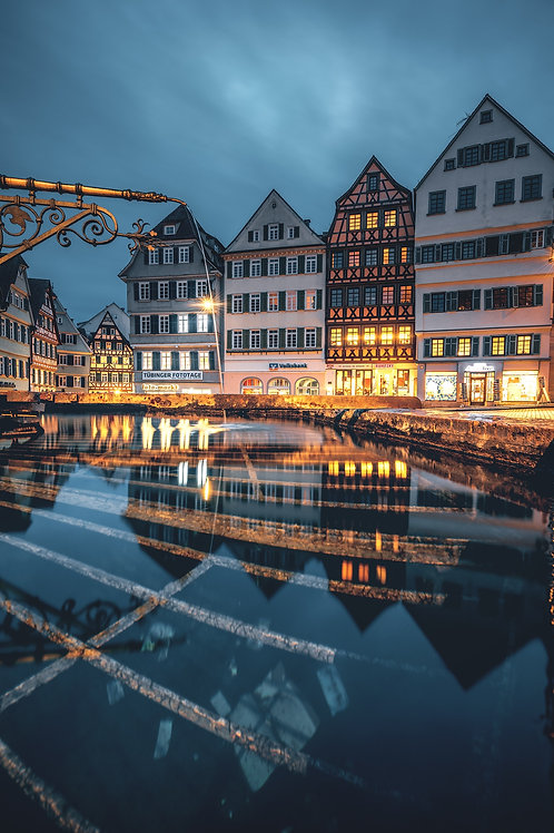 Deutschland - Altstadt Tübingen