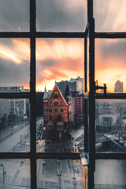 Motiv 4 - Fensterblick
