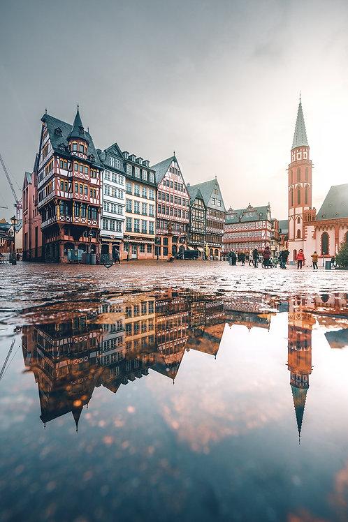 Deutschland - Frankfurt Römerberg