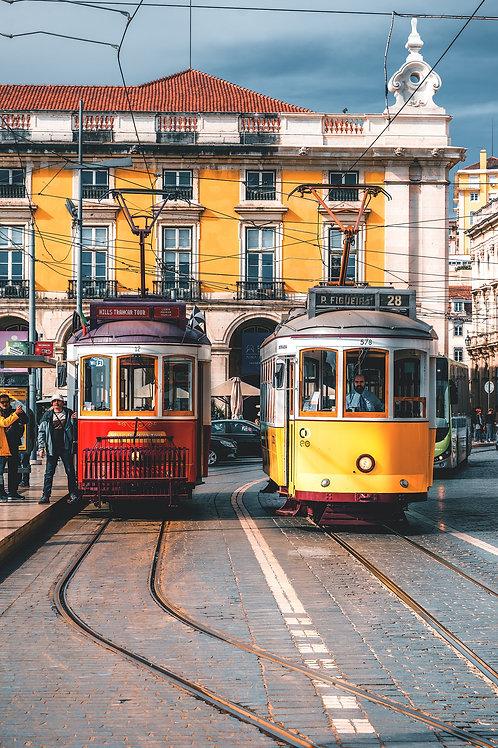 Europa - Lissabon Trams