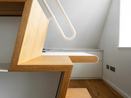 Zimmer Treppe Detail 1