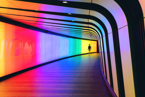 London - Kings Cross St. Pancras Underground