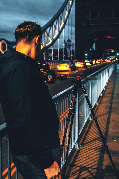 London - Tower Bridge BTS