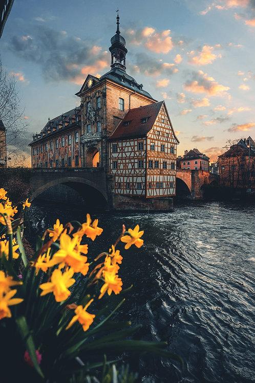 Deutschland - Rathaus Bamberg