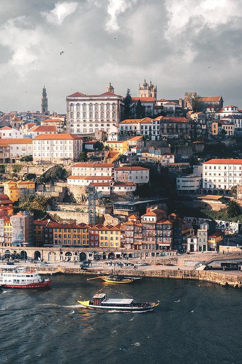 Europa - Skyline Porto II