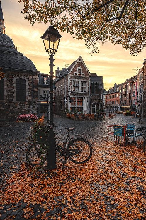 Deutschland - Aachen im Herbst