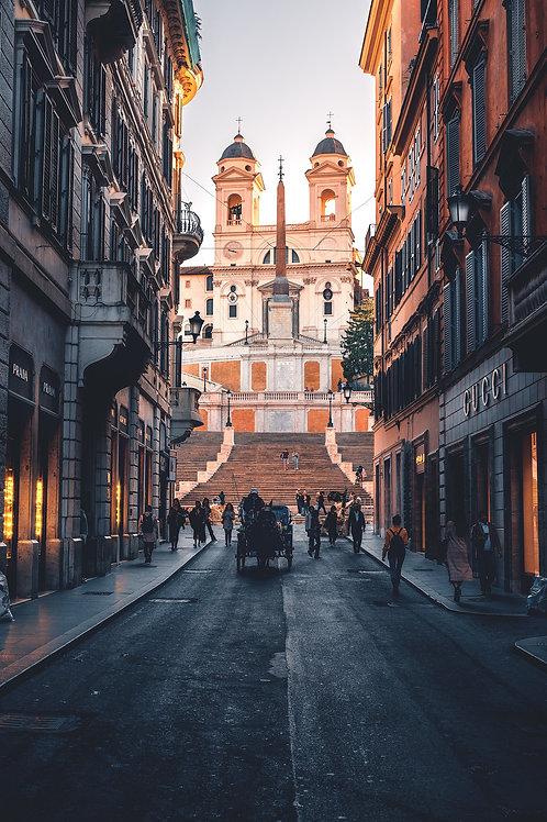 Europa - Spanische Treppe