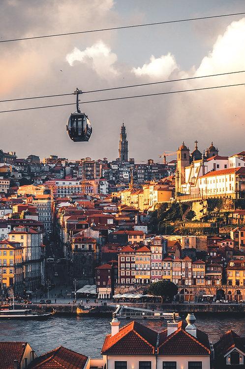 Europa - Skyline Porto