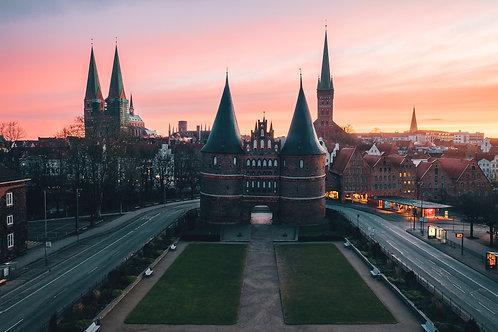 Deutschland - Holstentor Lübeck
