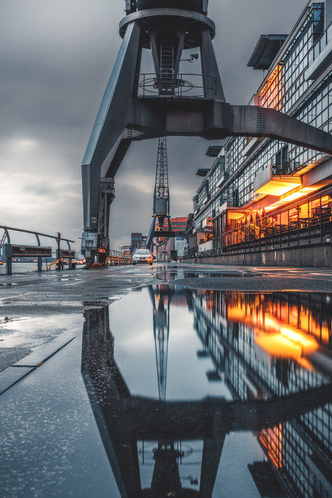 Hamburg - Dockland