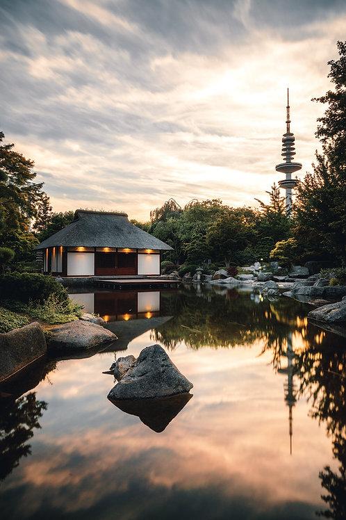 Hamburg - japanisches Teehaus