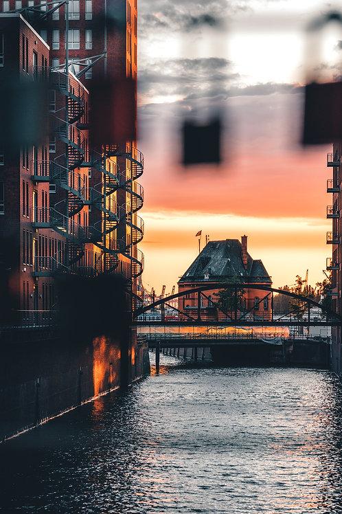 Hamburg - Hafenpolizei
