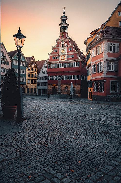 Deutschland - Rathaus Esslingen