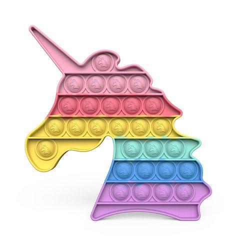 Rainbow Unicorn Pop It