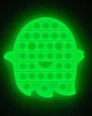 Glow in the dark ghost Pop It