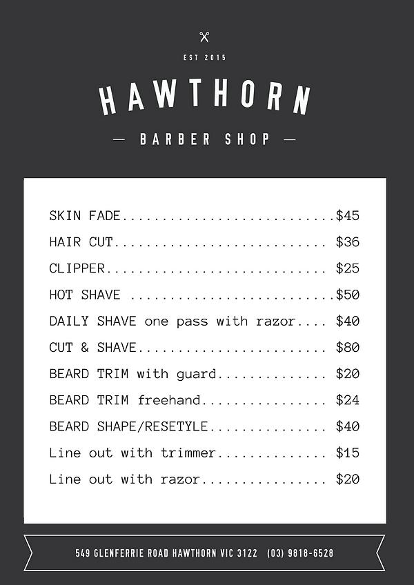 price list hawthorn.PNG