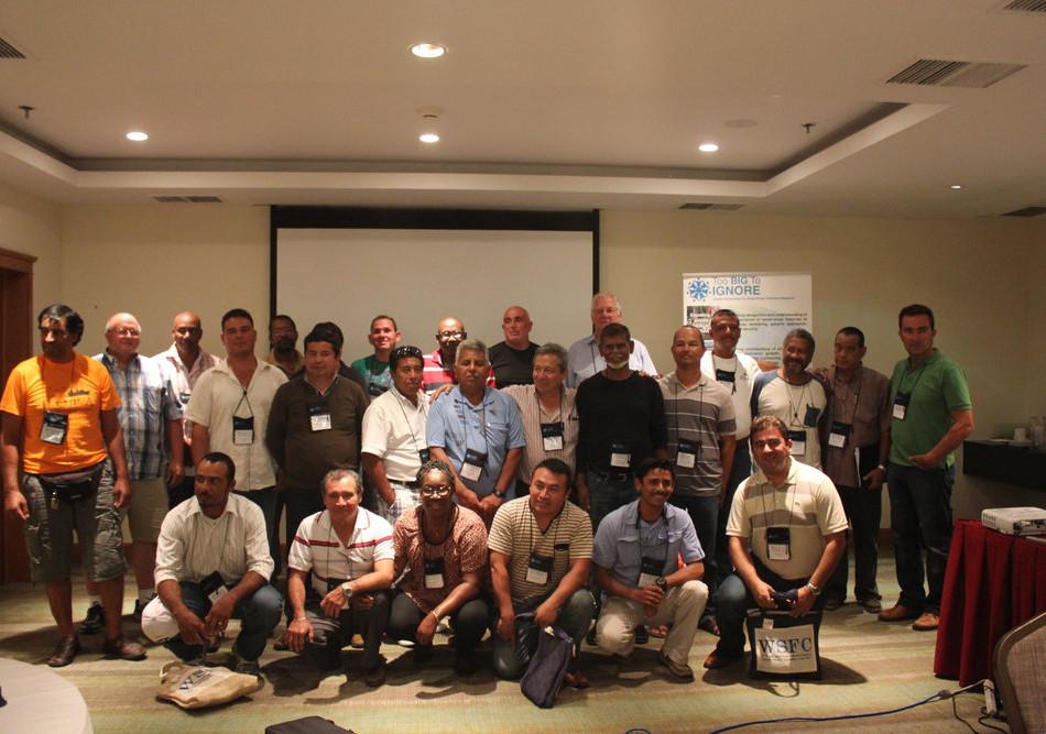 Fomento à participação de pescadores artesanais no II Congresso Mundial de Pesca de Pequena Escala