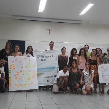 I Seminário Inter Redes do Programa Horizonte Oceânico Brasileiro