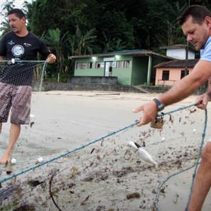 Fortalecimento das comunidades pesqueiras